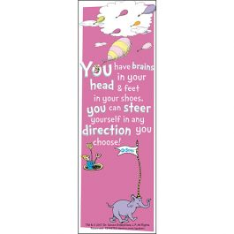 Seuss Bookmarks
