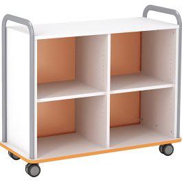Mobile Shelves & Cabinets