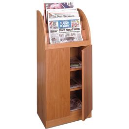 Newspaper Displays