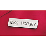Name Tags & Badge Holders
