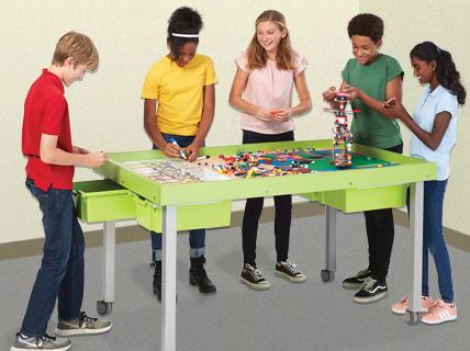 Makerspace Furniture & Organization